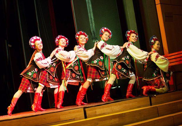tanzgruppe russisch fussball wm 2018 russische musik