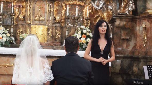 Ave Maria-kirchliche Trauung