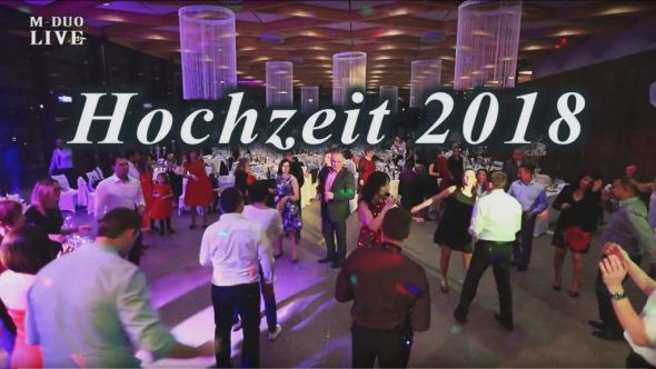 Hochzeit 2018 Musikband - Muenchner duo deutsch-russische band tamada