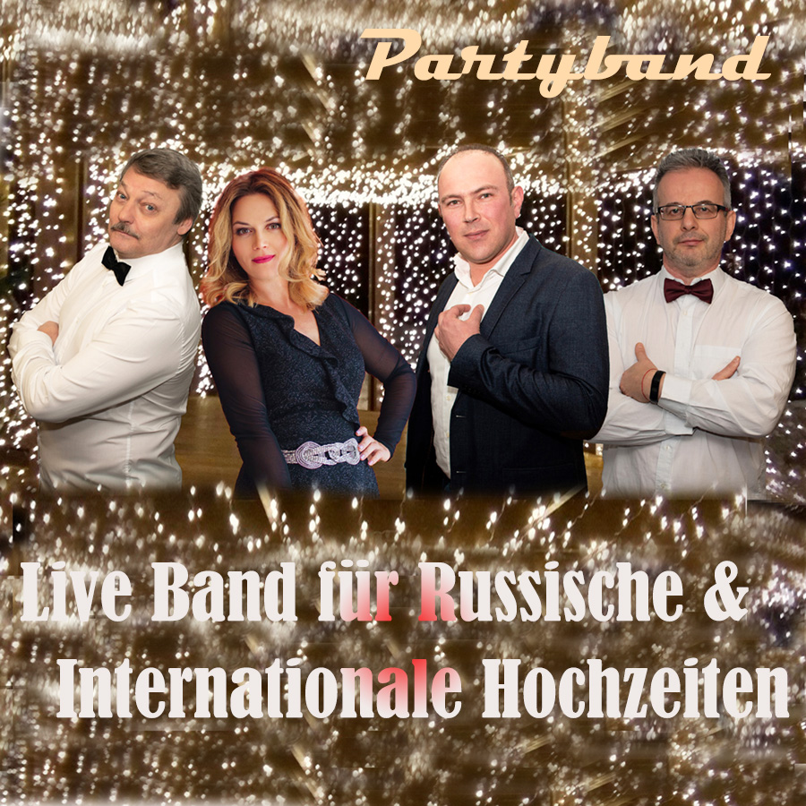 Russische Live Band